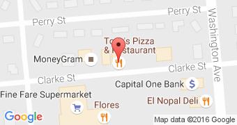 Tony's Pizza and Restaurant