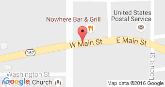 Nowhere Bar and Grill