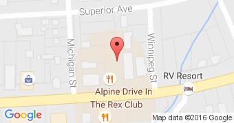 Alpine Drive in