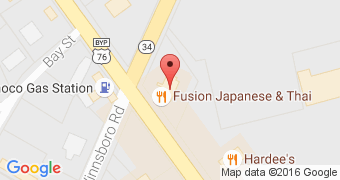 Fusion Japanese and Thai
