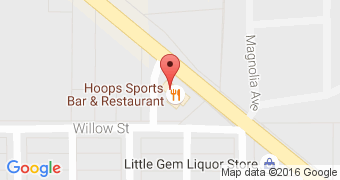 Hoops Sports Bar and Restaurant
