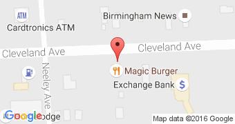 Magic Burger Drive-In