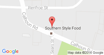 Southern Style Food