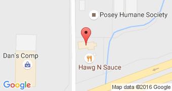 Hawg 'N' Sauce