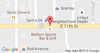 Bedlam Sports Bar & Grill