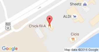 Chick-fil-A Riverside Drive