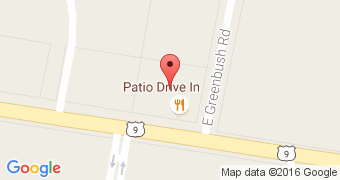 Patio Drive In Restaurant & Ice Cream Parlor