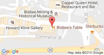 Bisbee's Table