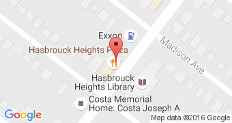 Hasbrouck Heights Pizza