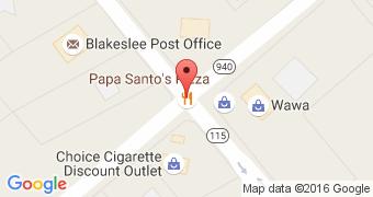 Papa Santos Pizza