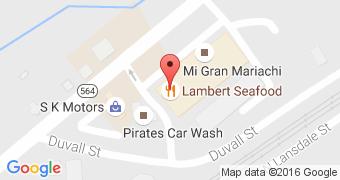 Lambert Seafood