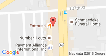 Fattoush Chicago