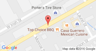 Top Choice BBQ