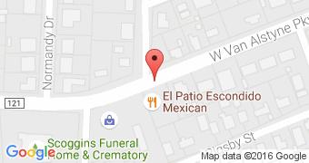 El Patio Escondido Mexican Restaurant