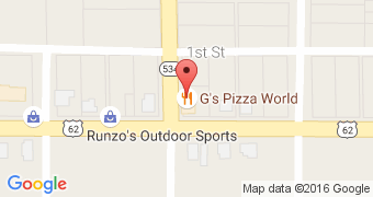 G's Pizza World