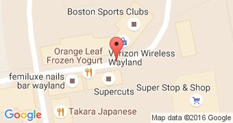 Orange Leaf Wayland