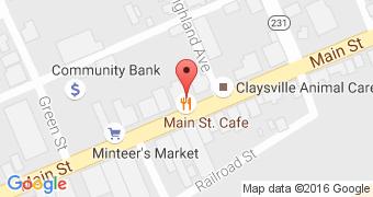 Main St. Cafe