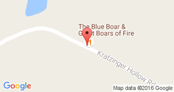Great Boars of Fire