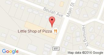 Little Shop of Pizza