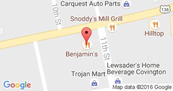 Benjamin's Restaurant