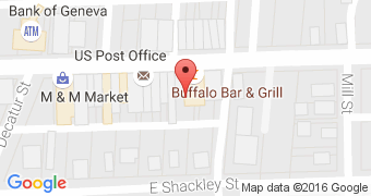 The Buffalo Bar and Grill