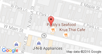 Paddy's Seafood