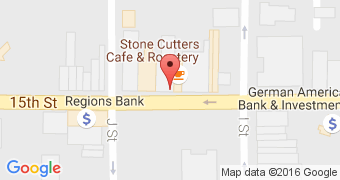 Stone Cutters Cafe & Roastery