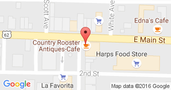Country Rooster Cafe and Antiques