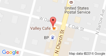 Swansea Valley Cafe
