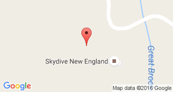 The Ripcord Cafe at Skydive New England