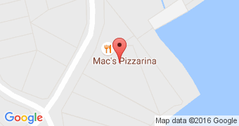 Mac's Pizzarina
