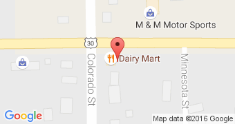 The Dairy Mart