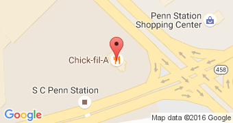 Chick-fil-A District Heights