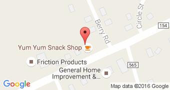 The Yum-Yum Snack Shop