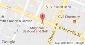 Magnolia Street Seafood and Grill