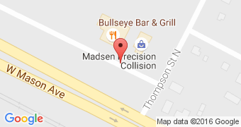 Bullseye Bar & Grill