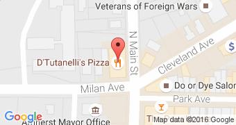 D'Tutanelli's Pizza