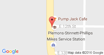 The Pumpjack Cafe