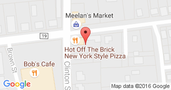 Hot Off the Brick NY Style Pizzeria and Deli