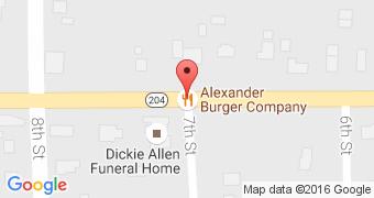 Alexander Burger Company
