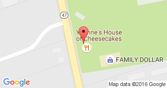 Yhanne's House of Cheesecakes