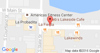 Deb's Lakeside Cafe
