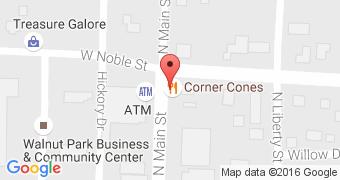 Corner Cones