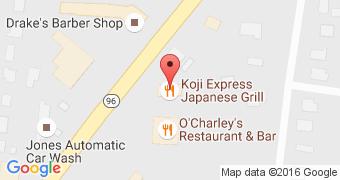 Koji Express Japanese Grill