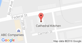 The Cathedral Kitchen