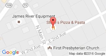 Steve's Pizza & Pasta