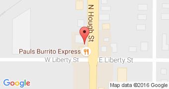 Paul's Burrito Express