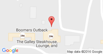 The Galley Steakhouse Lounge & Hotel