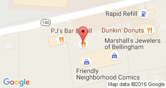 PJ's Bar & Grill