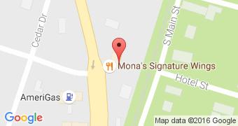 Monas Signature Wings